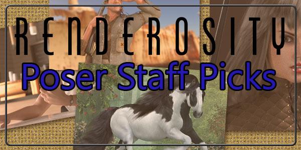 Poser Staff PIcks: July 22 - 28